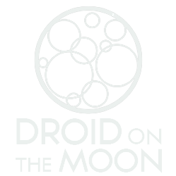 DROID ON THE MOON